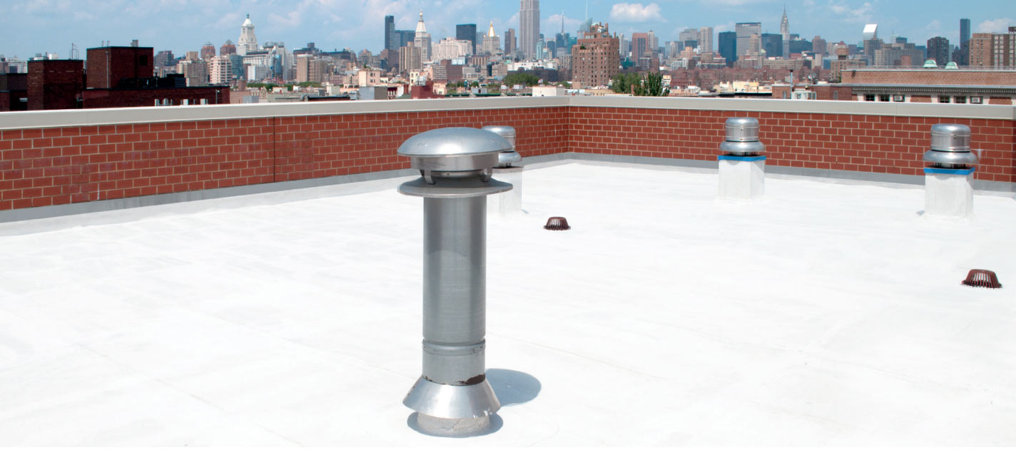 TPO roof in chicago
